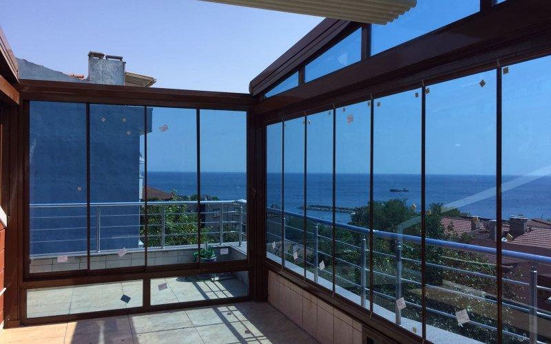 Balkonlar İçin Profesyonel Çözüm
