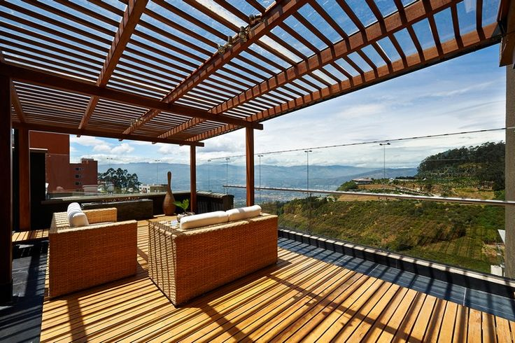 Balkon Pergolaları Hakkında Detaylı Bilgi